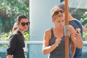 Busy Philipps and Lea Michele Photos Photo