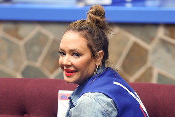 Leah Remini Jennifer Lopez and Leah Remini film 'Second Act'