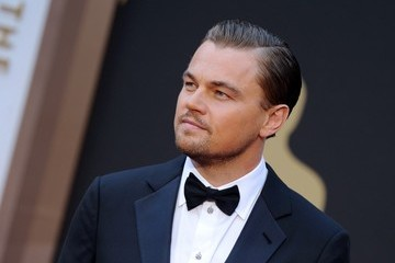Leonardo DiCaprio Arrivals at the 86th Annual Academy Awards
