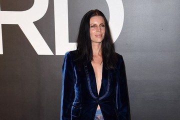 Liberty Ross Celebs at the Tom Ford 2015 Womenswear Presentation