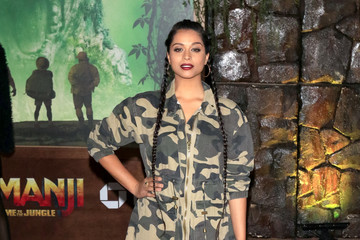 Lilly Singh Premiere of Columbia Pictures' 'Jumanji: Welcome to the Jungle'