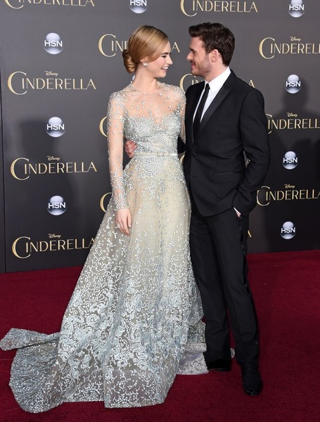 'Cinderella' Premieres in Hollywood