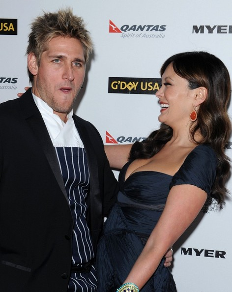 curtis stone and lindsay price 2011. Lindsay Price and Curtis Stone