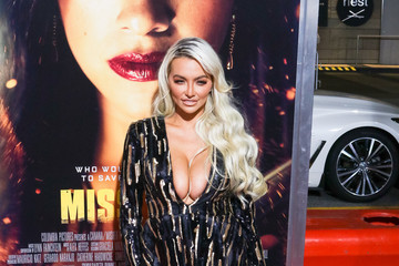 Lindsey Pelas Premiere Of Columbia Pictures' 'Miss Bala'