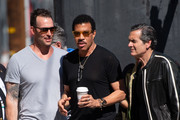 Lionel Richie At 'Jimmy Kimmel Live'