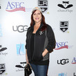 Lisa Foxx Celebrities Attend the Luc Robitaille Celebrity Shootout at Toyota Sports Center