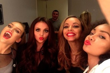 Little Mix Celebrity Social Media Pics