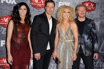 Little Big Town Kimberly Schlapman American Country Awards 2012