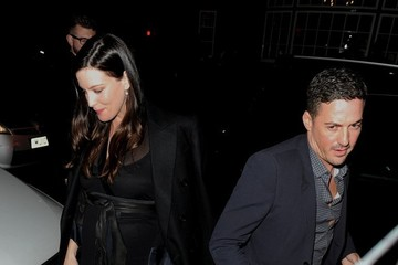 Liv Tyler David Beckham Hosts Alistair Mackie