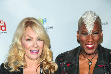 Liv Warfield The American Heart Association Presents The 3rd Annual Rock The Red Music Benefit