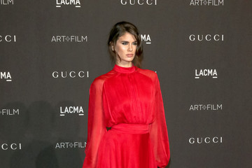 Livia Pillmann 2018 LACMA Art Film Gala Honoring Catherine Opie And Guillermo Del Toro Presented By Gucci