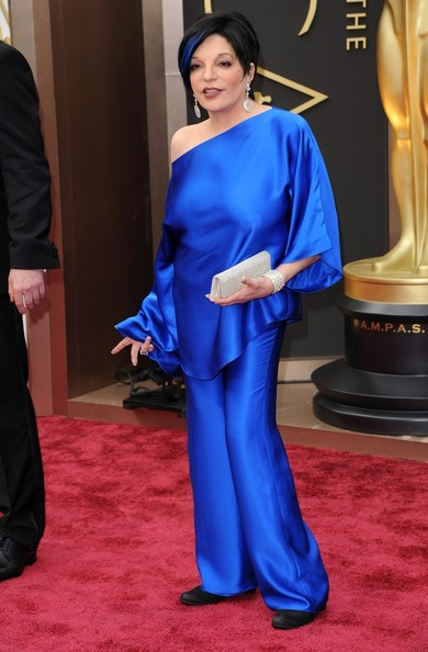 Arrivals at the 86th Annual Academy Awards []
