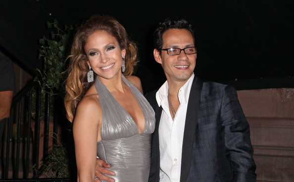 Lopez Marc Anthony surprises wife Jennifer Lopez for her 40th birthday ...