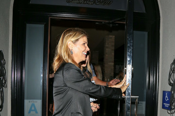 Lori Loughlin Lori Loughlin Outside of Craig's Restaurant in Beverly Hills