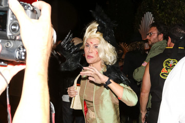 Lori Loughlin Celebrities Attend the Casamigos Tequila Halloween Party