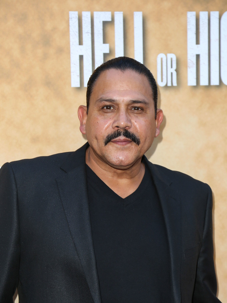 Emilio Rivera in Los Angeles Screening Of 'Hell Or High ...