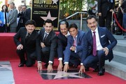 Los Tigres del Norte Honored on the Walk of Fame