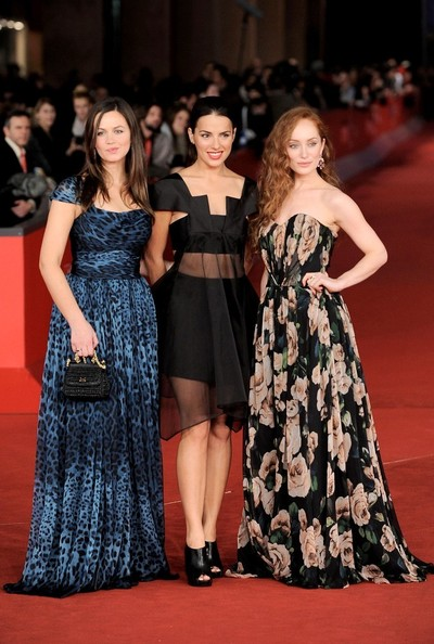 Red Carpet at the 2012 Rome Film Fest