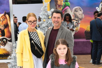 Lou Diamond Phillips Premiere of Columbia Pictures' 'The Star'