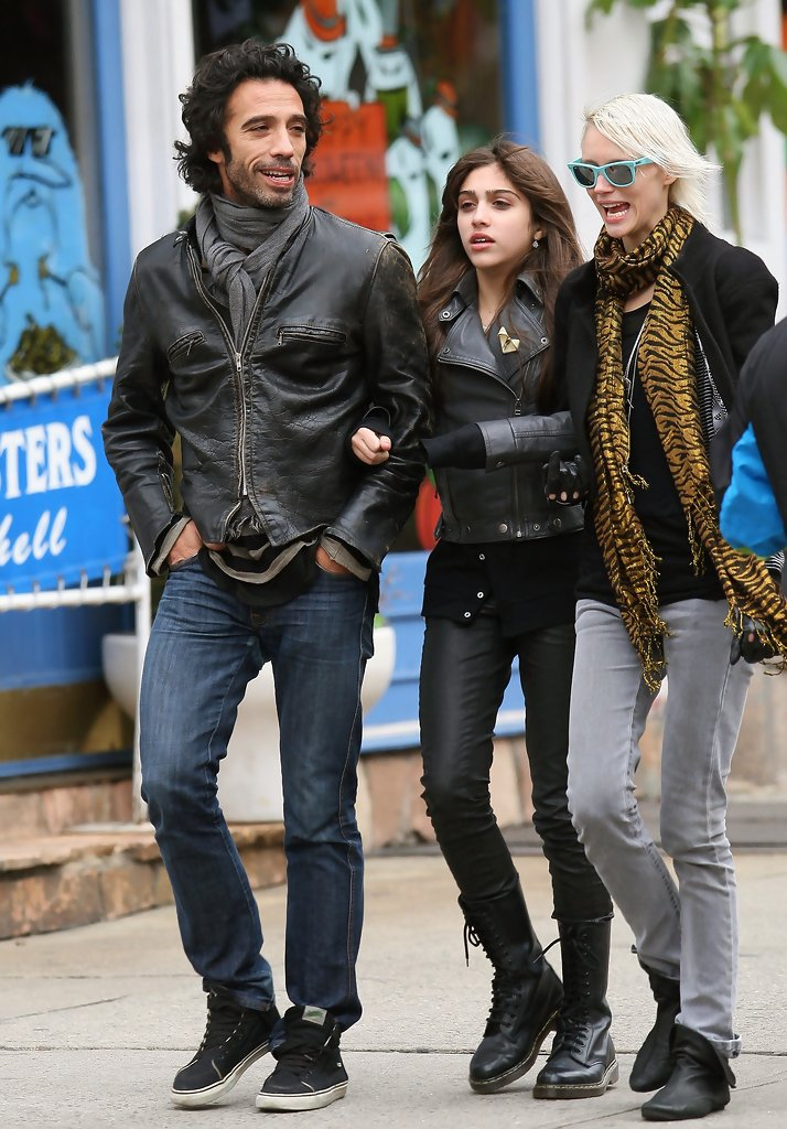 carlos leon photos lourdes leon in soho 106 of 117