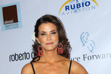 Lu Parker Celebrities Attend the 7th Annual Face Forward Gala