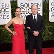 Luciana Duvall Arrivals at the Golden Globe Awards
