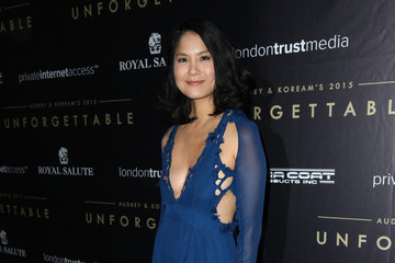Lynn Chen Celebrities Attend the Asian American Awards Unforgettable Gala