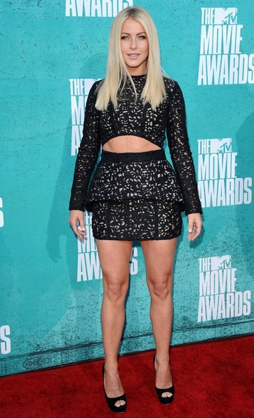 The MTV Movie Awards 2012 - Arrivals.Gibson Amphitheatre, Universal City, CA.