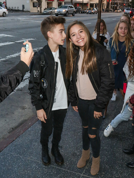 is maddie ziegler dating carson lueders