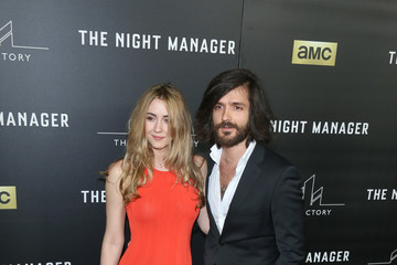 Madeline Zima Premiere of AMC's 'The Night Manager'