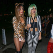 Madison Justice Celebrities Attend Just Jared's Annual Halloween Party