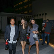 Madison Justice Victoria Justice Leaves Dinner at NeueHouse