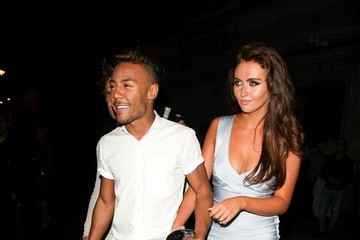 Marcus Collins Chelsee Healey Out Late in London — Part 2