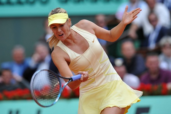 Maria Sharapova Biography  Biography