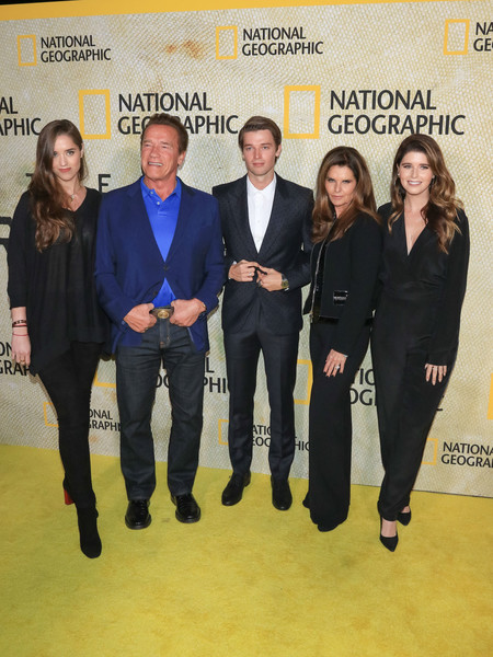 Premiere of National Geographic's 'The Long Road Home' []