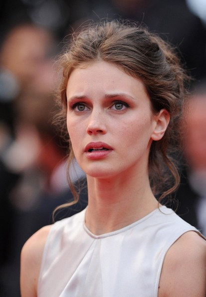 Marine Vacth Celebs arrive at the 'Young and Beautiful' premiere at the 66th Annual Cannes Film Festival.