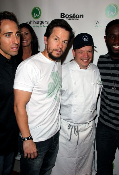 The Wahlberg brothers ...