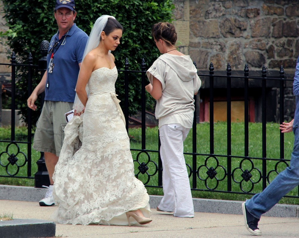 Mila Kunis And Mark Wahlberg Film A