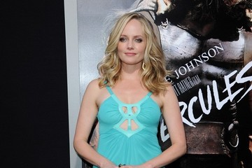 Marley Shelton 'Hercules' Premieres in Hollywood