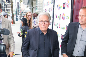 Martin Sheen Martin Sheen Is Seen Outside Laemmle's Ahrya Fine Arts Theatre In Beverly Hills