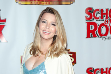 Masiela Lusha Los Angeles Premiere Of 'School Of Rock' The Musical