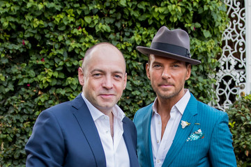 Matt Goss The Anglophile Channel Awards - A Salute to British Entertainment