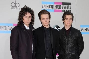 Matthew Cook Arrivals at the American Music Awards