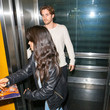 Matthew Hussey Camila Cabello And Matthew Hussey Outside ArcLight Theatre