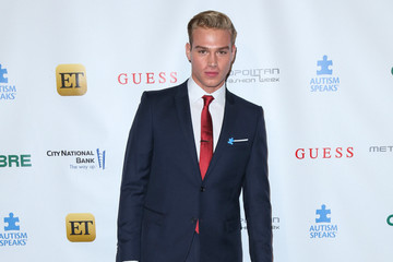 Matthew Noszka Metropolitan Fashion Week 2016 - La Vie En Bleu - Signature Event Benefiting Autism Speaks at Warner Bros. Studios