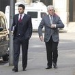 Max Clifford Max Clifford Arrives at Southwark Crown Court