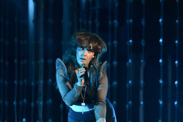 Megan James Purity Ring at 'Jimmy Kimmel Live'