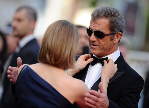 jodie foster mel gibson cannes 2011. Mel Gibson 64th Annual Cannes