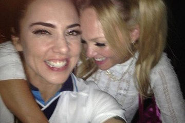 Mel C Celebs at Keith Lemon's Party