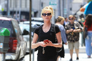 Melanie Griffith Out and About